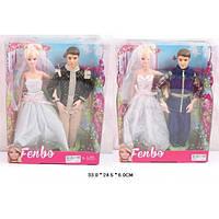 """Кукла типа """"Барби""""Жених и Невеста"""" FB017-1/2 2 вида"""