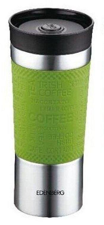 Термокружка бутылка термос Edenberg Eb-633, green вставка