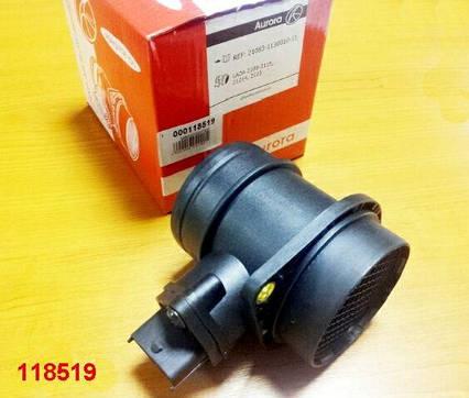 Расходомер воздуха ВАЗ 2112, AURORA (MAF-LA2112) (аналог 0280218116)