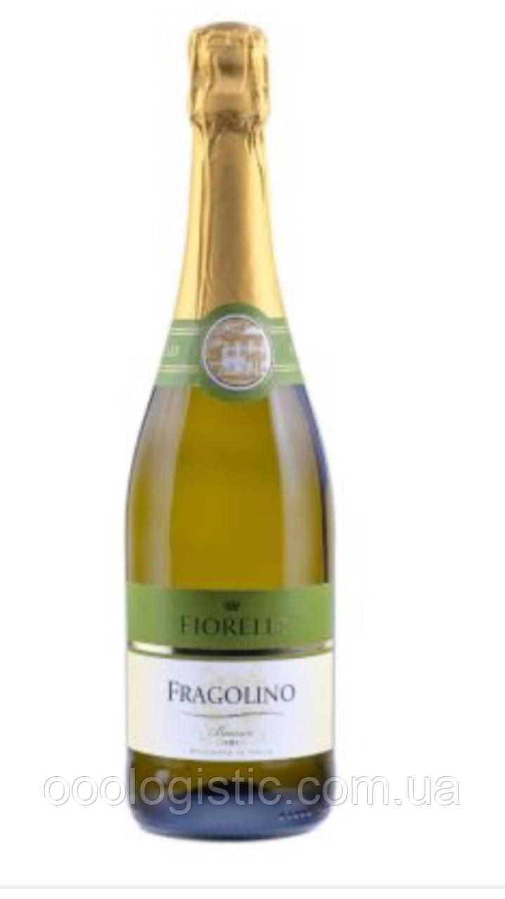Фраголино Fiorelli Bianco белое сладкое 0.75 л 7% duty free