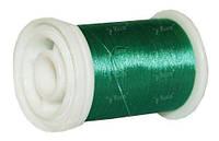 Монтажная нить 4Trouts Flat-S 8/0 Emerald 555ft
