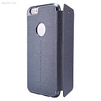 "Чехол Nillkin Sparkle Leather Case для iPhone 6s, iPhone 6 (4.7"") Dark Grey"
