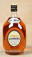 Lauder's scotch whisky 1 литр 40% duty free