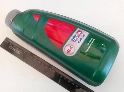 Масло трансм. 80W-90 GL-5 (ТАД17и), LUXE  1л.