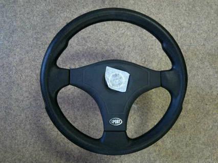 """Рулевое колесо ВАЗ 2108, Сызрань """"Вираж"""" модернизированный унифицир."""