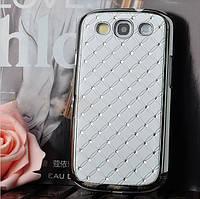Чехлы для Samsung Grand Duos I9082 и Grand I9080 с кристаллами, фото 1