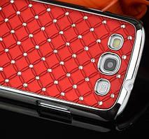 Чехлы для Samsung Grand Duos I9082 и Grand I9080 с кристаллами