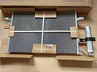 Радиатор кондиционера Lacetti, Nissens (94725) с ресивером