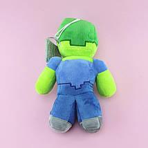 00663-7 Мягкая игрушка Стив Майнкрафт, фото 2