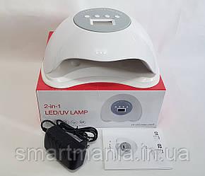 Лампа для маникюра и педикюра SUN  60W UV + LED на 2 руки