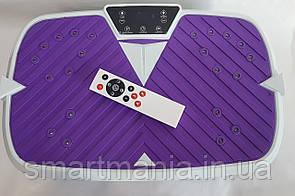 Вібраційна платформа 9 програм 99 швидкостей 200W Vibro body Shaper