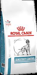 Корм Royal Canin Sensitivity Control Duck Роял Канін Сенсітівіті контроль дієта для собак 1,5 кг