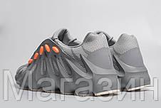 Мужские кроссовки adidas Yeezy 451 Grey Адидас Изи 451 серые, фото 3