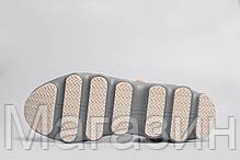 Мужские кроссовки adidas Yeezy 451 Grey Адидас Изи 451 серые, фото 2