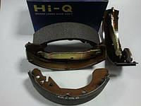 Колодки задние тормозные Tacuma Hi-Q (Корея) (SA103)