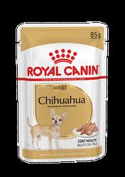 Вологий корм Royal Canin Adult Chihuahua Роял Канін Чихуахуа Едалт 85 г