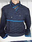 Поступление на склад - мужские теплые свитера оптом