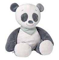 Мягкая игрушка Nattou Пандочка Лулу 75см 963282 Белый-серый