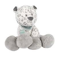Мягкая игрушка Nattou Леопард Лея 24см 963008