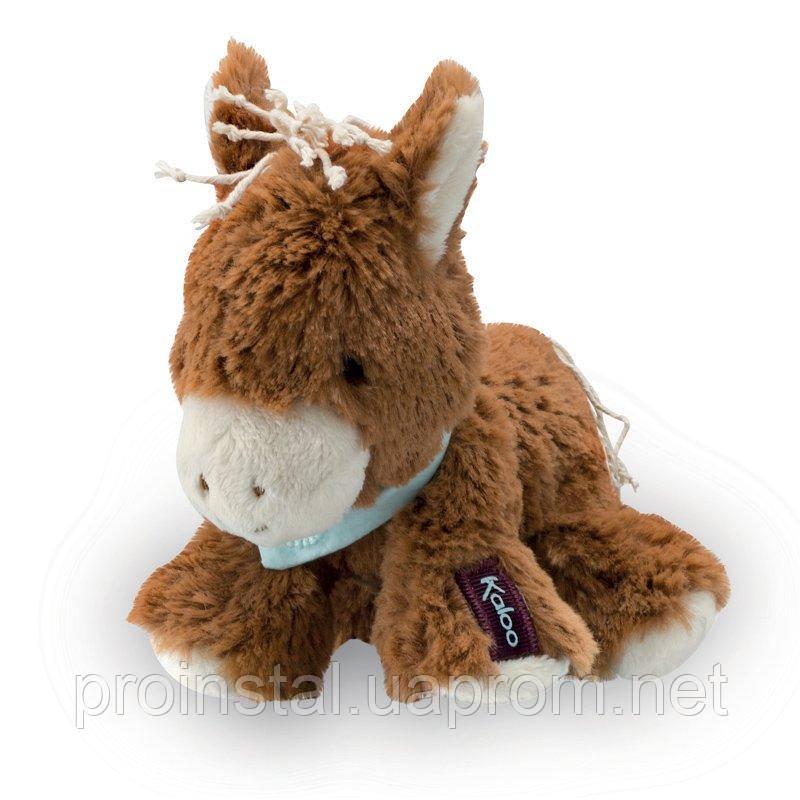 М'яка іграшка Kaloo Les Amis Конячка мокко 19 см в коробці K963144