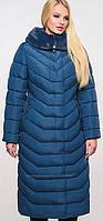 Женское зимнее пальто Тереза большие размеры р.48-64