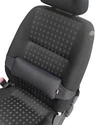 Ортопедична подушка EKKOSEAT під спину на автомобільне крісло.