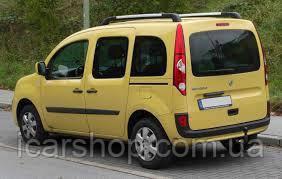 Стекло Renault Kangoo II MAXI 08- Переднее салона Левое UG