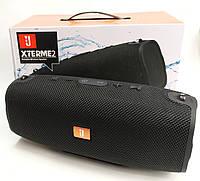 Портативная bluetooth колонка блютуз акустика для телефона с флешкой повербанк 10000 черная Xtreme 2