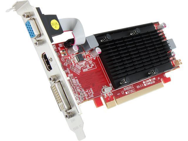 Видеокарта, AMD Radeon HD 5450, 1 Гб, GDDR3