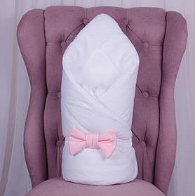 Зимний конверт-одеяло для девочки Classic Girl
