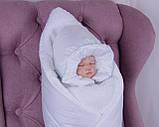 Зимний конверт-одеяло для мальчика Classic Boy, фото 4