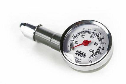 Манометр  7,5 атм СИЛА (900442) металлический корпус