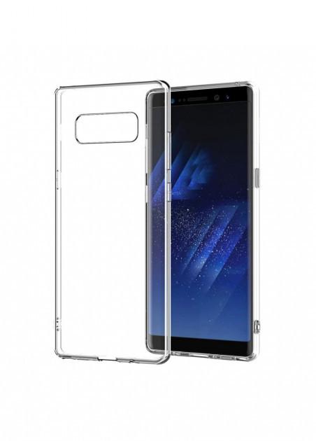 Силиконовый чехол на Samsung Galaxy Note 8