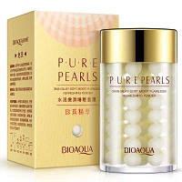 Маска ночная с жемчугом BIOAQUA Pure pearls (120г)