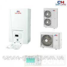 Тепловой насос для отопления кондиционирования и горячего водоснабжения CH-HP8.0SINK3