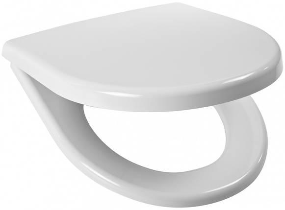 Сиденье Jika Lyra Plus-Tigo Soft Close (2338.0) (8.9338.5.300.000.1),сидение Джика H8933853000001, фото 2