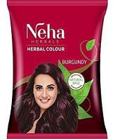Хна-фарба для волосся NEHA HENNA (Неха Хена) 20г бургунд виробництва Індії