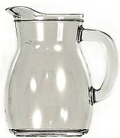 """Кувшин для напитков  Uniglass 500 мл. стеклянный """"Bistrot"""" без крышки"""