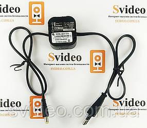 BG-1215 блок питания 1,5А 12В , для видеокамер, монтаж в подрезетник ,в пластиковом корпусе, импульсный