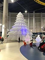Пневмоелка-планетарий 14м/Inflatable Christmas Shapes