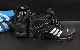 Ботинки Adidas Climaproof арт 20673 (зимние, мужские, черные), фото 2