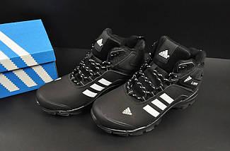 Ботинки Adidas Climaproof арт 20673 (зимние, мужские, черные), фото 3