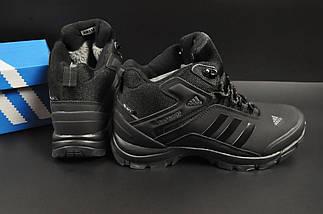 Ботинки Adidas Climaproof арт 20672 (зимние, мужские, черные), фото 2