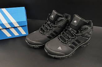Ботинки Adidas Climaproof арт 20672 (зимние, мужские, черные), фото 3