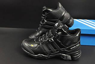 Ботинки Adidas Terrex 465 арт 20669 (зимние, мужские, черные), фото 2