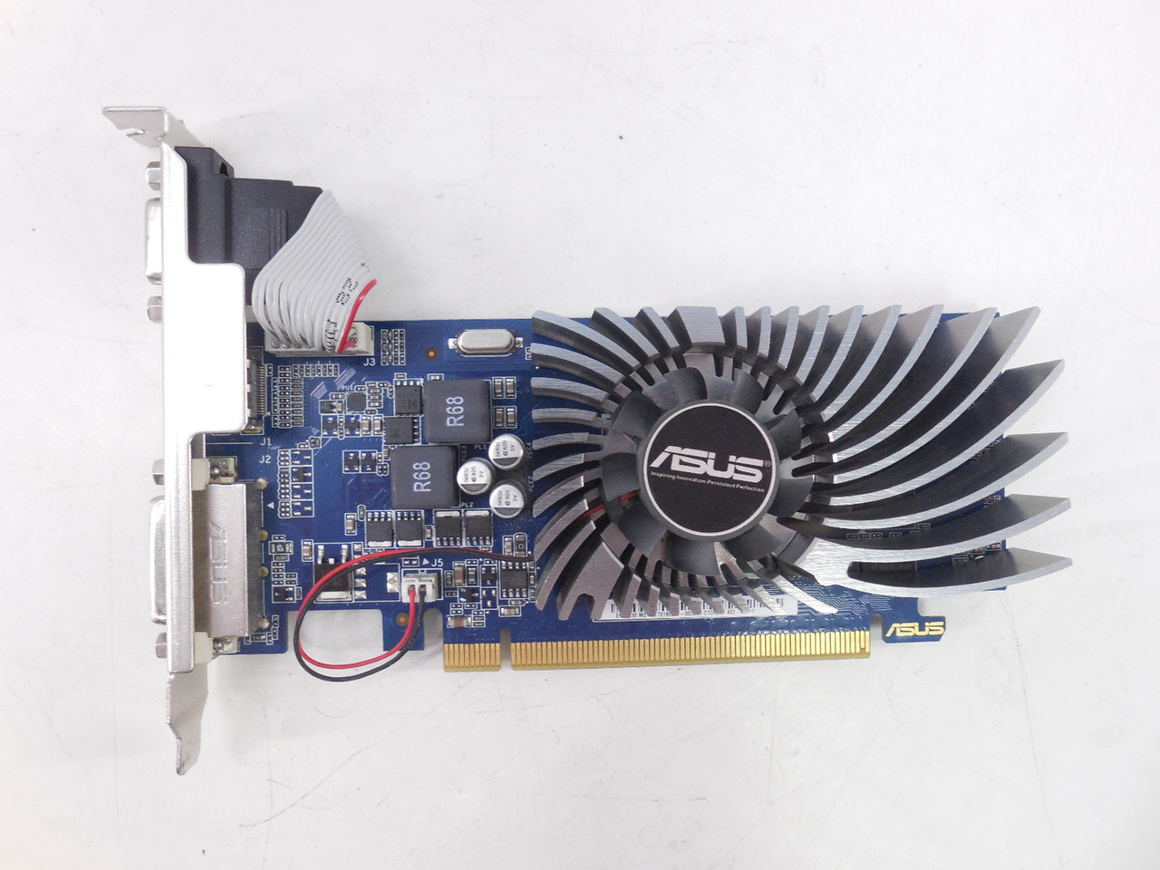Видеокарта, NVIDIA GeForce GT 430, 1 Гб, GDDR3