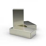 Прямоугольный неодимовый магнит40х18х5 мм, сила сцепления 15 кг, N42