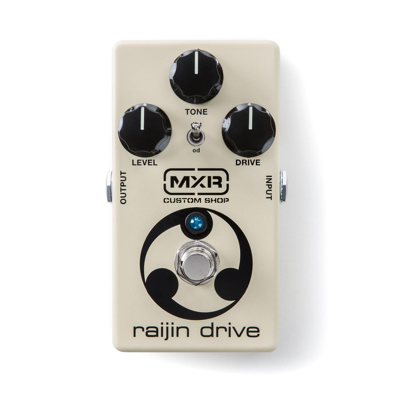 Гітарна педаль ефектів DUNLOP CSP037 MXR Custom Shop Raijin Drive