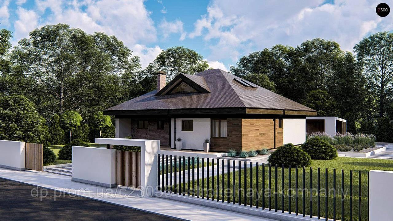 Проект дома uskd-86
