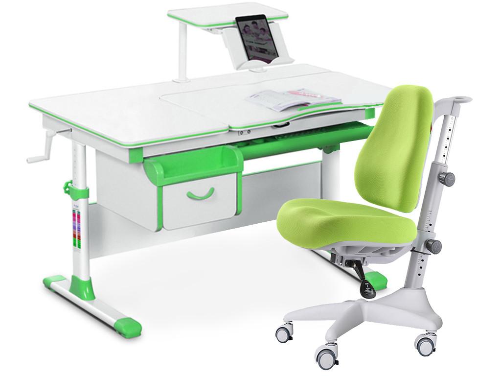 Комплект парта и кресло Evo-kids Evo-40 New